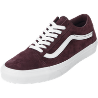 'Vans - Old Skool Suede - Sneakers - Burgundy