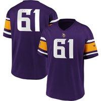 NFL Minnesota Vikings T-Shirt lila