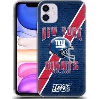 NFL New York Giants - iPhone Handyhülle Standard