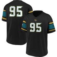 NFL Jacksonville Jaguars T-Shirt schwarz