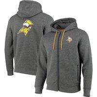 NFL Minnesota Vikings Kapuzenjacke grau