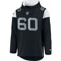 NFL Las Vegas Raiders Kapuzenjacke schwarz