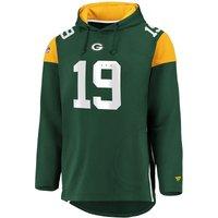 NFL Green Bay Packers Kapuzenjacke dunkelgrün