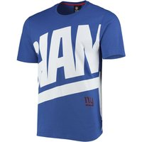 NFL New York Giants T-Shirt blau
