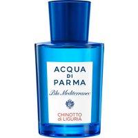 Acqua Di Parma Blu Mediterraneo Chinotto Di Liguria Eau De Toilette Spray 75ml