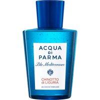 Acqua Di Parma Blu Mediterraneo Chinotto Di Liguria Refreshing Shower Gel 200ml