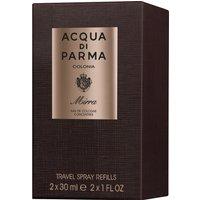 Acqua Di Parma Colonia Mirra Eau De Cologne Concentrée Spray 2 X 30ml