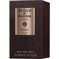 Acqua di Parma Colonia Quercia EDC Concentree Travel Spray Refills 2 x 30ml  Cologne