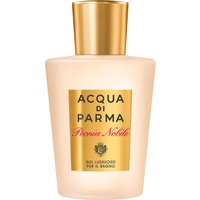 Acqua di Parma Peonia Nobile Luxurious Bath Gel 200ml  Body Wash Body Cream Shower Gel