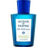 Acqua di Parma Blu Mediterraneo Bergamotto di Calabria Exhilarating Shower Gel 200ml  Body Wash