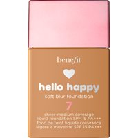 Benefit Hello Happy Soft Blur Foundation SPF15 30ml 7 - Medium-Tan Warm
