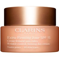Clarins Extra-Firming Day Cream SPF15 - All Skin Types 50ml