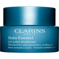 Clarins Hydra-Essentiel Cooling Gel Cream - Normal to Combination Skin 50ml
