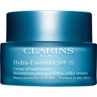 Clarins Hydra-Essentiel Silky Cream SPF15 - Normal to Dry Skin 50ml