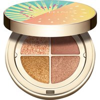 Clarins Ombre 4 Colour Eye Palette 4.2g Golden Hour Gradation
