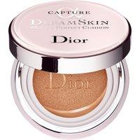 Christian Dior DIOR Capture Dreamskin Moist & Perfect Cushion SPF50 2 x 15g 025 - Apricot Beige  women