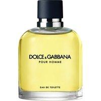Dolce & Gabbana Pour Homme EDT Spray 125ml