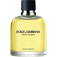 Dolce & Gabbana Pour Homme EDT Spray 75ml