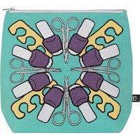 Emma Lomax Manicure Mania Green Bag - Extra Large