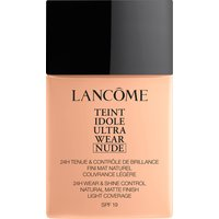 Lancome Teint Idole Ultra Wear Nude Foundation SPF19 40ml 005 - Beige Ivoire
