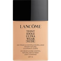 Lancome Teint Idole Ultra Wear Nude Foundation SPF19 40ml 021 - Beige Jasmin