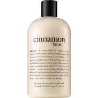 Philosophy Cinnamon Buns Shampoo, Shower Gel & Bubble Bath 480ml