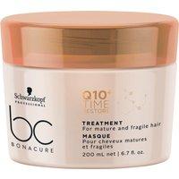 Schwarzkopf Professional BC Bonacure Q10+ Time Restore Treatment Masque 200ml