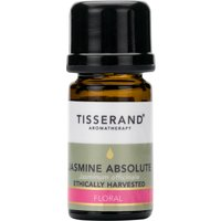 Tisserand Aromatherapy Jasmine Absolute Ethically Harvested Pure Essential Oil 2ml