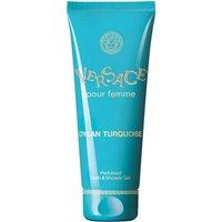 Versace Dylan Turquoise Perfumed Bath & Shower Gel 200ml  EDT