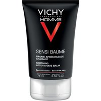 Vichy Homme Sensi Baume After Shave Balm for Sensitive Skin 75ml