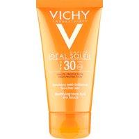 Vichy Ideal Soleil Mattifying Face Fluid - Dry Touch SPF30 50ml