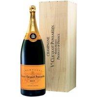 Veuve Clicquot Champagner Brut Salmanazar Flasche 9 Liter