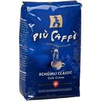 Piu Caffe Schümli Classic Kaffee ganze Bohnen