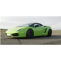 Supercar Weekday Driving Thrill With Hot Lap - Thrill Gifts