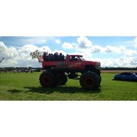 Click to view details and reviews for Grizzly Monster Truck Ride In West Sussex.