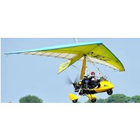 Click to view details and reviews for 20 Minute Microlight Air Experience Flight Yorkshire.