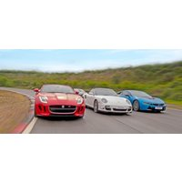 Click to view details and reviews for Triple Supercar Weekday Driving Thrill With Hot Lap.