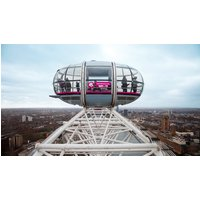 London Eye with Afternoon Tea for Two at Tattershall Castle - Coca Cola Gifts