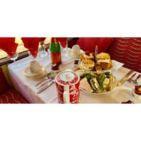 Luxury Afternoon Tea for 2 on Board a Vintage Train in Derbyshire - Luxury Gifts