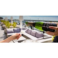 Champagne Afternoon Tea for Two at Malmaison Brighton - Alcohol Gifts