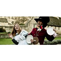 Mad Hatter Walking Tour of Oxford - For 2 - Walking Gifts