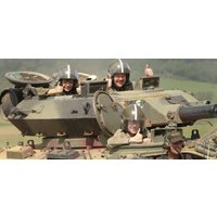 Military Tank Battle Experience - Leicester - Military Gifts