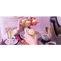Brigit's Bakery Champagne Afternoon Tea Covent Garden - Alcohol Gifts