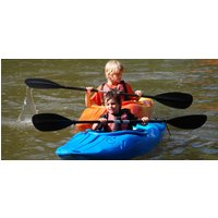 Kids Kayaking Taster in Warwickshire - Kayaking Gifts