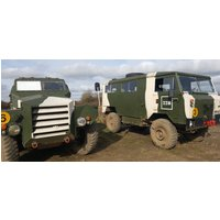 Click to view details and reviews for Classic Military Vehicle Driving Day In Dorset.