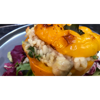 Click to view details and reviews for Online Vegetarian Cooking Class.
