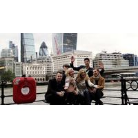 Sex, Drugs & Sausage Rolls Tour For 2 - London - Sex Gifts
