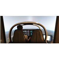 Flight Simulator Challenge in Coventry - Extreme Sports Gifts