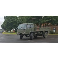 Leyland DAF 4x4 Army Truck Off Road Driving Day - Oxford - Army Gifts