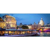 Premier Thames Dinner Cruise for Two - Thames Gifts